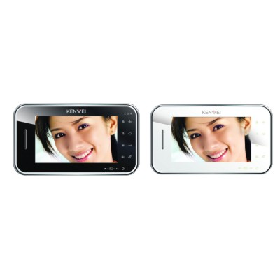 Color monitor for video door phone